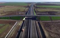 Autostrada Timisoara - Lugoj Lot 2 in ziua deschiderii