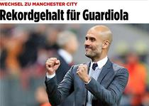 Guardiola va fi noul antrenor al lui City