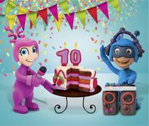 Itsy Bitsy FM, la 10 ani de emisie