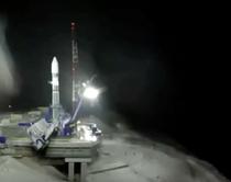Lansarea pe 5 decembrie a unei rachete Soyuz cu doi sateliti la bord