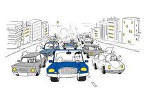Animatie Trafic - Conductori Auto