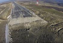 Autostrada Sibiu - Orastie, portiunea demolata