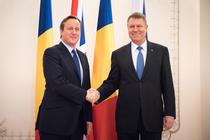 David Cameron si Klaus Iohannis