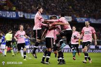 Juve, a noua victorie la rand in Serie A