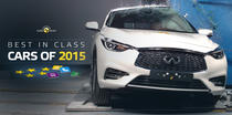 Euro NCAP Best in Class 2015