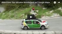 Miniatur Wunderland din perspectiva Google Street View