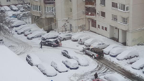 Deszapezire parcare rezidentiala (2)