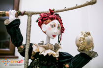 Expozitie de arta decorativa - Ana Ponta