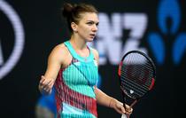 Simona Halep a parasit Australian Open din turul intai