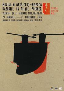Expozitia 'Razboiul in Afisul Polonez'