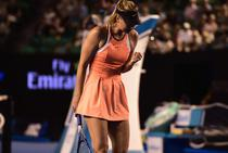 Maria Sharapova, la Australian Open