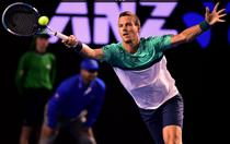 Tomas Berdych, la Australian Open