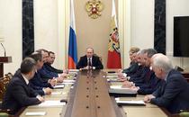 Putin si Consiliul de Securitate