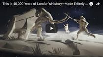 Istoria Londrei in 3 minute