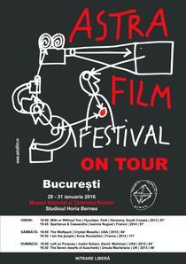 Astra Film on Tour la Bucuresti