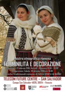 Expoxitia 'Feminitate si impodobire'