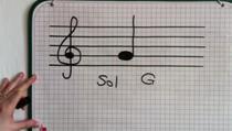 Ora de muzica in scoala