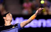 Milos Raonic, in semifinale la Australian Open