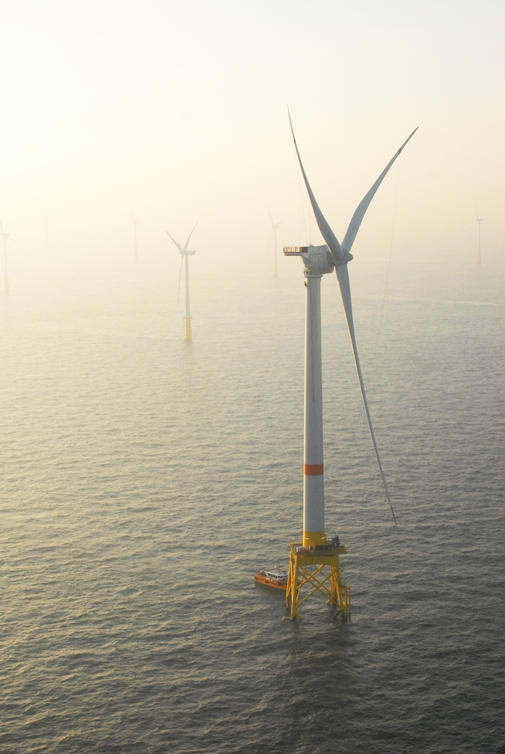 Americas First Offshore Wind Farm
