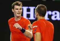 Jamie Murray si Bruno Soares, castigatori la dublu la Australian Open