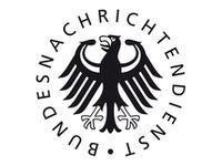 Sigla Serviciului Federal German de Informatii - BND