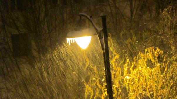 Noapte de iarna