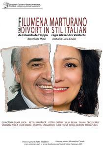 Filumena Marturano sau Divort in stil italian