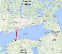 Tunel feroviar submarin intre Tallinn si Helsinki