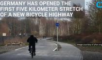 Autostrada biciclete Germania