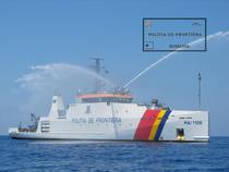 Nava maritima a Politiei de Frontiera