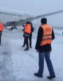 Incident aviatic pe aeroportul din Cluj Napoca
