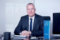 Philipp Hagenburger - Managing Director Passenger Cars and CEO Mercedes-Benz Romania (sursa - Mercedes-Benz Romania)