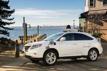 Masina autonoma testata de Google