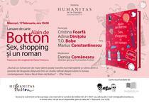 """""""Sex, shopping si un roman"""" de Alain de Botton"""