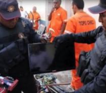 Obiecte de lux, gasite in inchisoarea mexicana Topo Chico