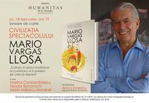 """Civilizatia spectacolului"", de Mario Vargas Llosa"