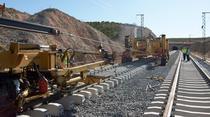 Modernizare de cale ferata langa Simeria - Coridorul IV feroviar