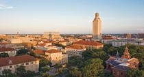 Campusul Universitatii din Texas