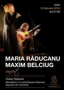 Maria Raducanu si Maxin Belciug