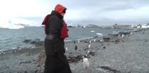 Patriarhul Kirill in vizita in Antarctica
