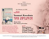 Tara zapezilor, de Yasunari Kawabata