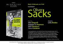Eveniment Oliver Sacks