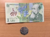 Moneda de 20 de pence valoreaza azi cam cat un leu