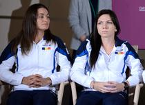 Monica Niculescu si Simona Halep