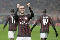 Antonelli, gol de trei puncte pentru Milan