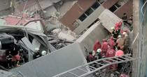 Cutremur devastator in Taiwan