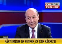 Traian Basescu la RTV (arhiva)