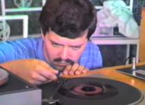 Dj Lupas in 1983