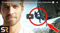 Top 10 actori care si-au pierdut viata inainte sa incheie filmarea unei productii cinematografice