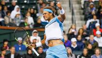 Rafael Nadal, victorie dificila cu Gilles Muller